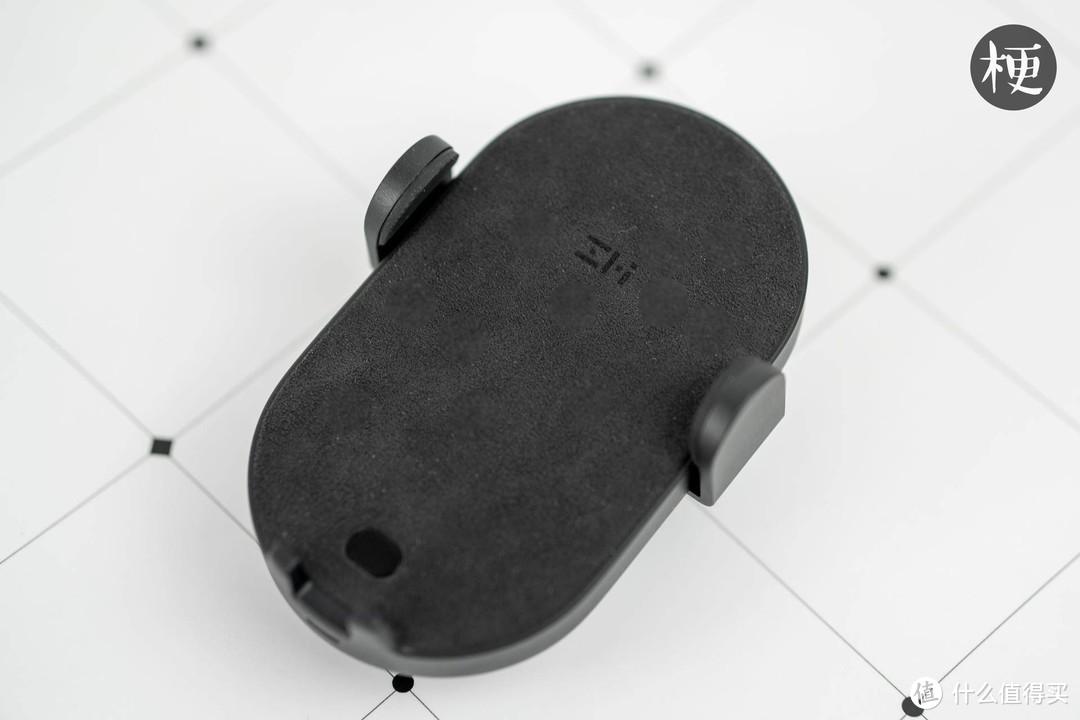无线充+汽车支架,这将是一个全新体验:紫米无线充车载支架上手