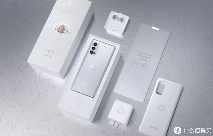 OPPO推出Reno4 Pro 艺术家限定版5G手机:《夏日奇遇》浮光幻影设计