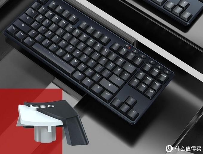 搭TTC矮轴、最长6个月续航:ikbc S200超薄无线机械键盘预售