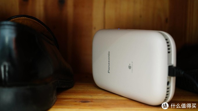 小巧有效易携带,松下除菌净味器使用体验