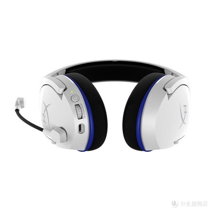 金士顿发布白色特别版HyperX Cloud Stinger Core 7.1无线耳机