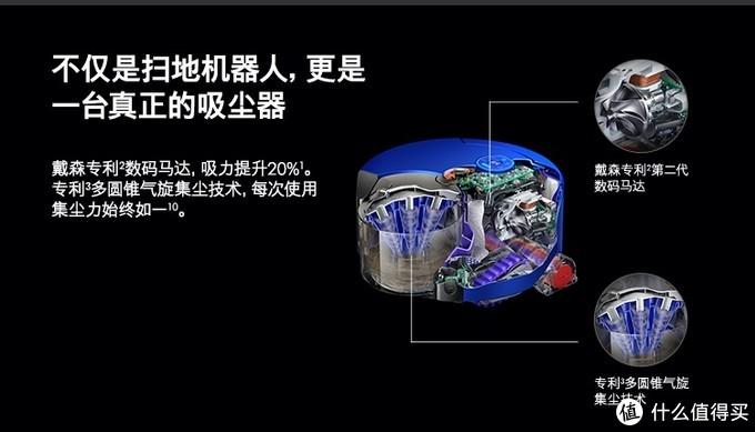 戴森slogan不仅是扫地机器人,更是吸尘器机器人
