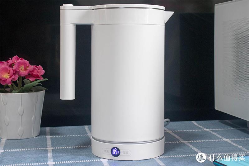 快开除氯,智控饮水:荣耀亲选智能恒温电热水壶体验
