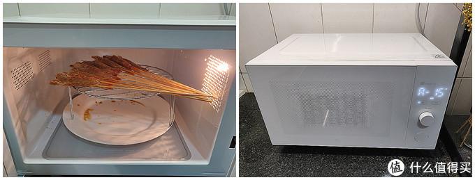 厨房必备好物,米家智能微烤一体机WK001,能烧烤的微波炉,下厨so easy