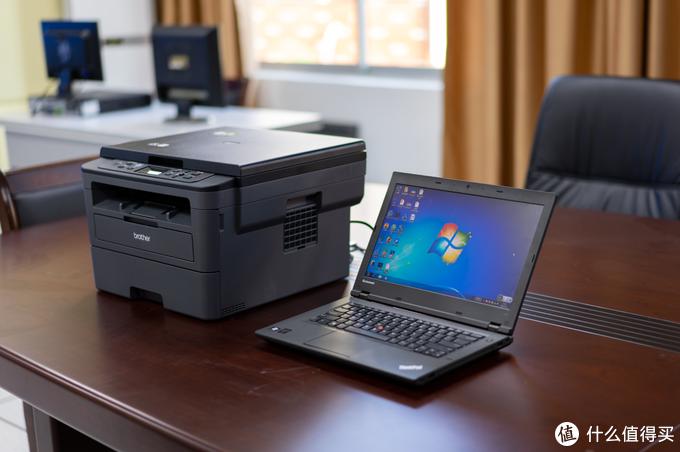 价格只贵50,功能全面还支持WiFi!新款兄弟无线激光打印机上手体验