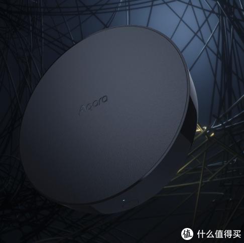 Aqara网关M2发售,可通过红外智能遥控,实现与传统家电智能联动,支持HomeKit,可与siri语音~