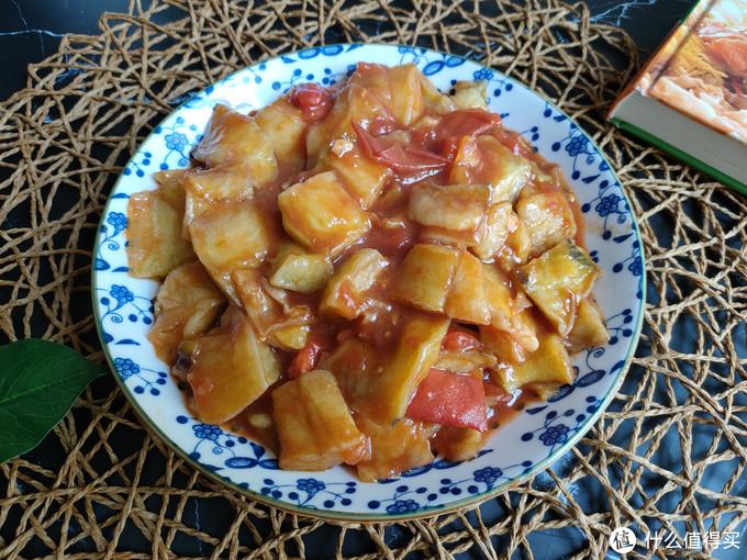 做烧茄子,茄子不要直接炸,多加一步,茄子不吸油、好吃又入味