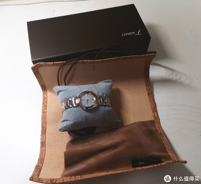 手持3000元,我为老婆买了这块表