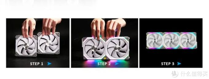像乐高一样拼合的风扇、有效简化走线:Lian Li联力发布UNI FAN SL120系列模组风扇