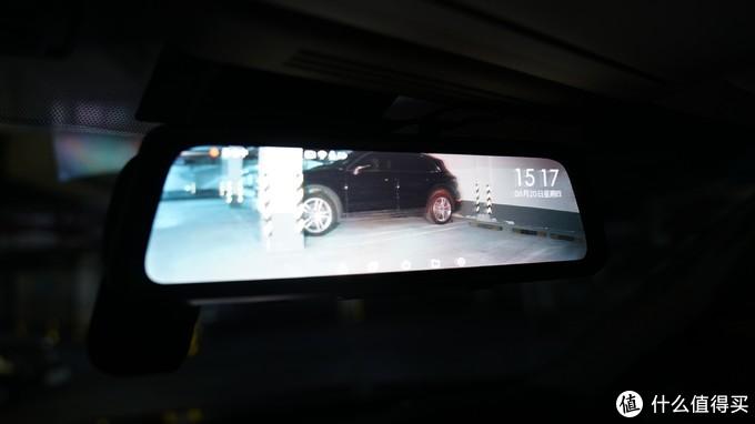 M320亮屏作为流媒体观察