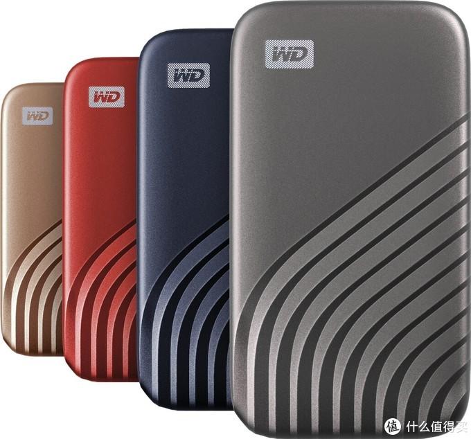 西数推出My Passport SSD 随行SSD版 移动固态硬盘,抗摔、读取1050MB/s、5年质保