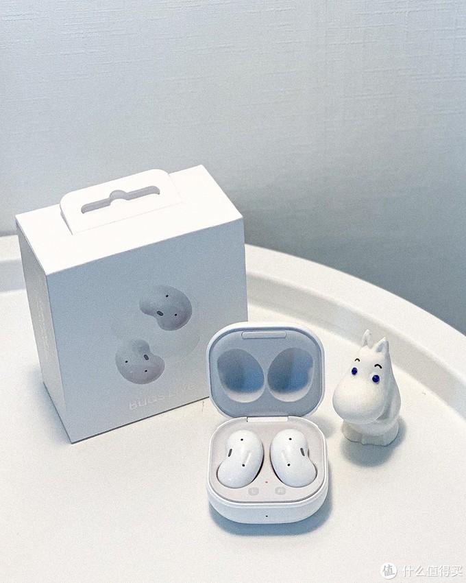 三星Galaxy buds Live耳机开箱体验,再一次定义耳机形态