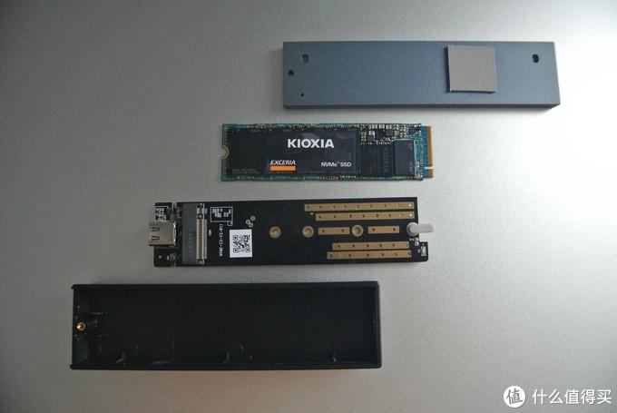 万物皆可DIY,用铠侠RC10做移动固态硬盘实在太香了!