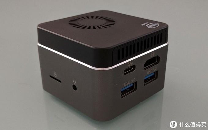 充电器大的超袖珍电脑:GMK NucBox将在8月25日发起众筹