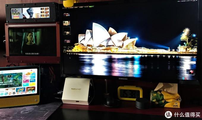 桌面改造升级 —— 办公娱乐两不误