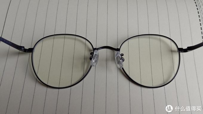 可甜可盐防蓝光的柠檬眼镜,大脸配小框竟然也还行~!
