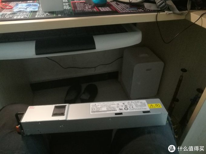 26包邮的IBM艾默生12V55A服务器电源开箱