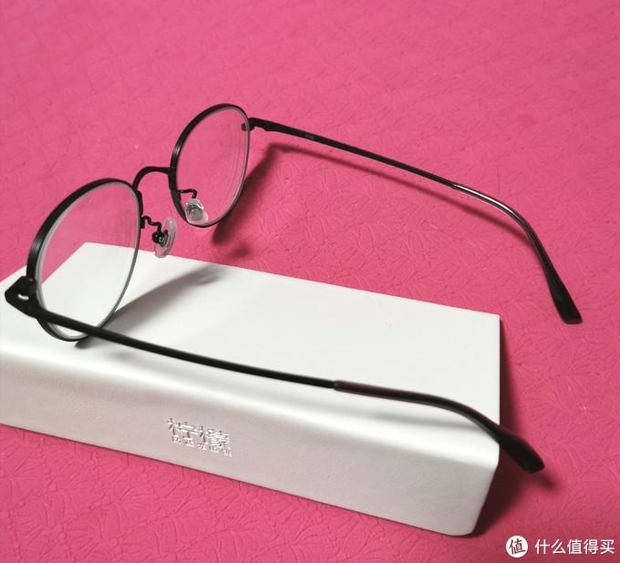 【轻众测】柠檬 39001 日常防蓝光眼镜