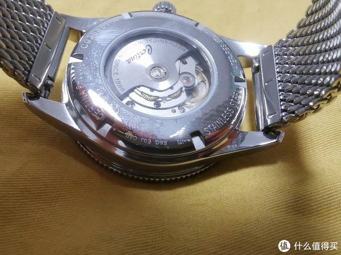 邻近2020年七夕,媳妇送的新款雪铁纳DS PH200M腕表