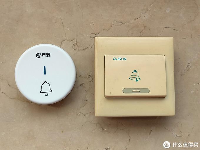 把父母家用了十四年的旧门铃给换掉了,京东上第一次购买自发电无线门铃:乔安 L9开箱体验