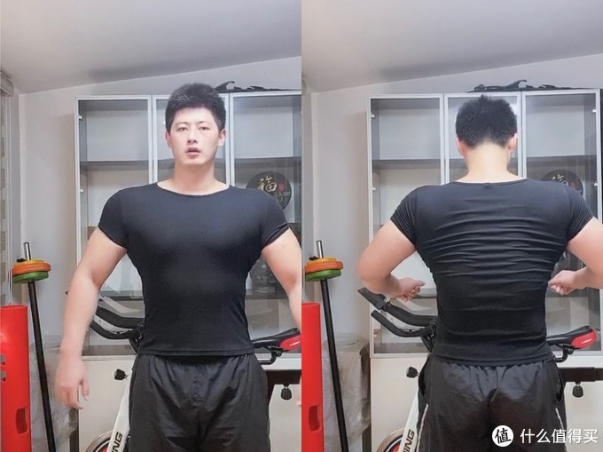"""男士显壮秘籍:""""肩+背""""热身、训练、拉伸一条龙,实操干货分享"""