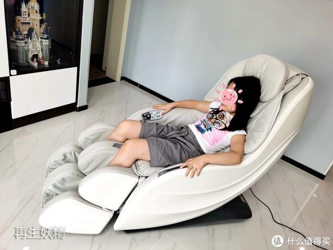 摩摩哒小型按摩椅 RT5859 初体验