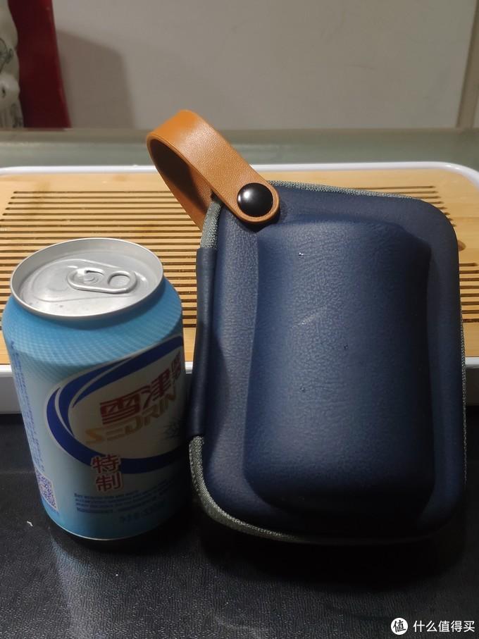 图方便,茶道小白买了一套佳佰快客杯便携茶具