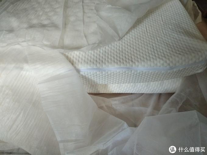 顾家家居床垫 7.5cm泰国进口天然纯乳胶床垫 到货晒物