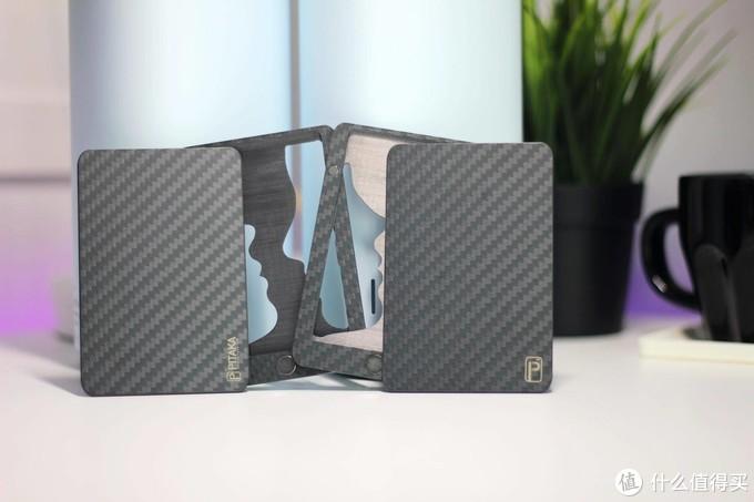 材料工艺的高端秀场 - PITAKA芳纶纤维手机壳+磁吸车充+纯碳纤维卡包体验