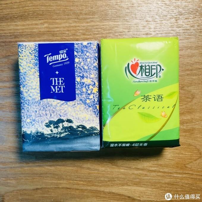 多次回购的品牌,低价入手几款得宝(Tempo)纸巾