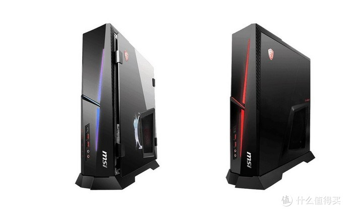 msi微星 发布MPG Trident AS和MPG Trident A游戏主机,主要变化在内部
