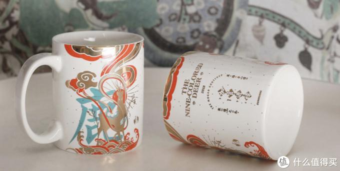 """高颜值杯具第三弹:博物馆出品,更接地气的现代""""古董""""艺术!文创杯的美到底哪里不一样?"""