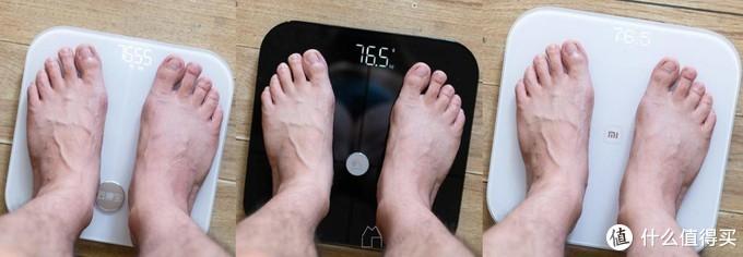 体重之外还可以测更多——体重/体脂称横评:云康宝Mini心率版、华为智能体脂称、小米体重秤