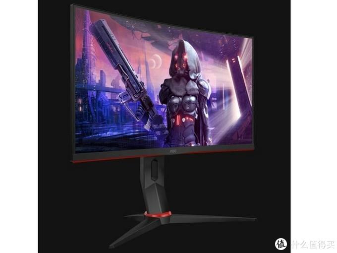 AOC冠捷 发布全新G2系列游戏屏,1500R高曲率、165Hz高刷+1ms