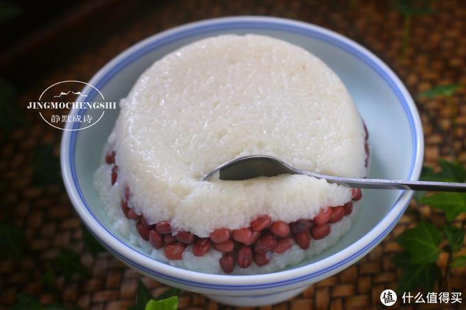糯米就要这么吃,甜甜凉凉糯糯的,做一次能吃两三天