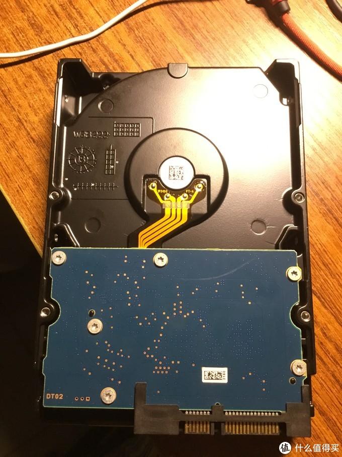 让它叠!让它叠!---东芝4t叠瓦盘DT02ABA400