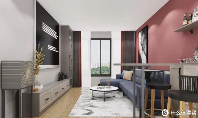 你家背景墙该刷新了?2020最流行设计!