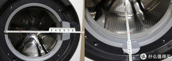 健康净洁,即洗即穿,日立滚筒洗衣烘干一体机评测
