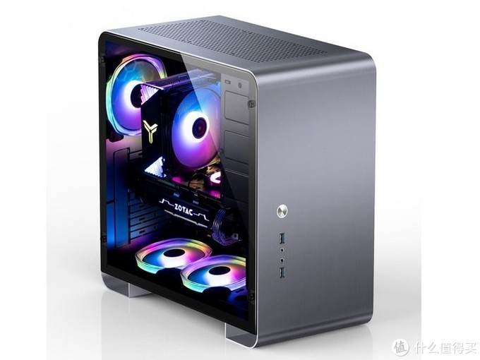 乔思伯推出U4 PLUS机箱,改进内结构、精致RGB平台新选择
