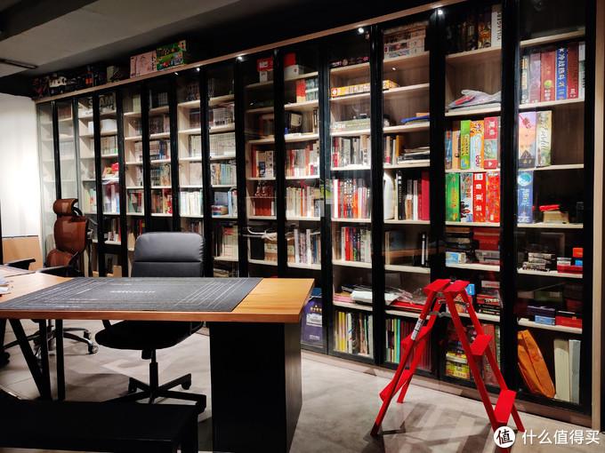 你们要看的大书柜来了!我的书柜制作经验分享