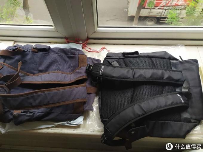 晒物开箱:什么值得买双肩包-SMZDM背包