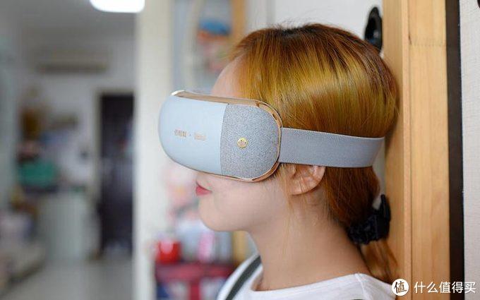 保护好你的心灵窗口-倍轻松 isee X pro眼部按摩器
