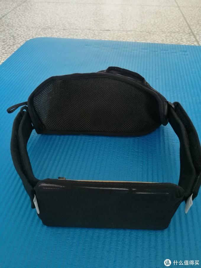 说好了摆脱腰包放飞自我,但还是买了一个——迪卡侬水壶腰包开箱简评