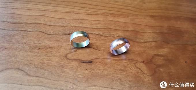 箍圈是损耗件,可以多买几个备用,有黄铜和紫铜两种材质,建议买紫铜材质的。因为紫铜是纯铜,相对要更软一些,密封效果要更好一些。