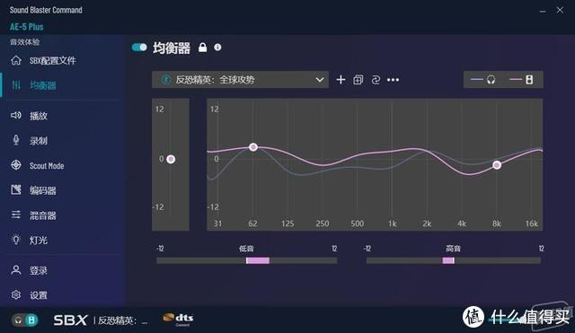 灯效酷炫,高解析让声音更HIFI,创新AE-5 Plus声卡体验