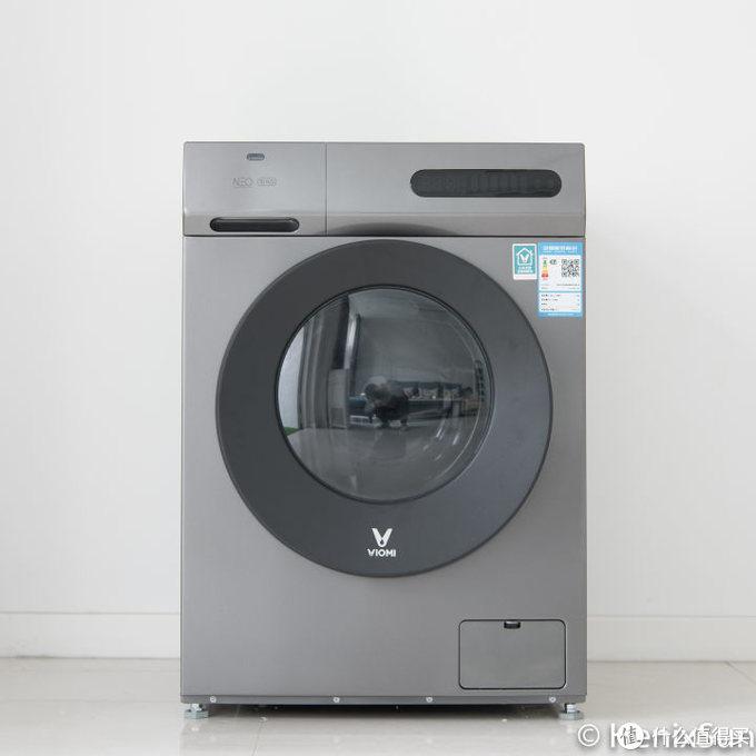 智能洗衣新选择——云米互联网洗烘一体机NEO(智能投放版)
