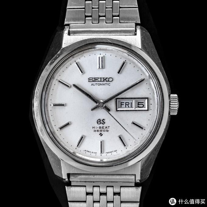 生命的印记- Seiko Vintage 61GS -8000