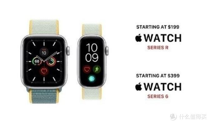 传闻Apple Watch Series 6升级不会太大, 主要加入了血氧监测和提高性能
