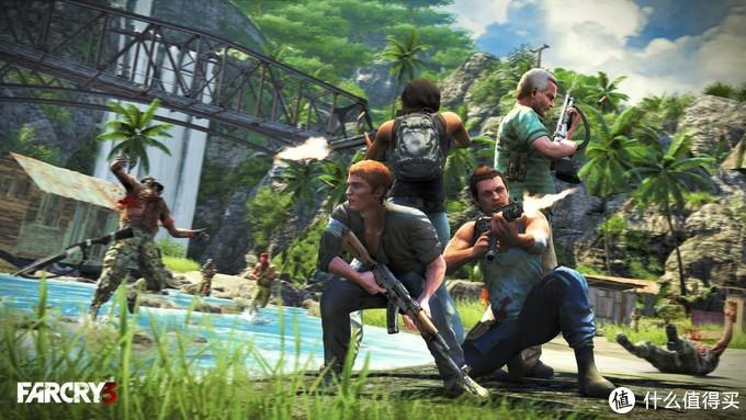 【福利】9月8日前可限免领育碧游戏《全境封锁》和《孤岛惊魂3》:附领取地址!