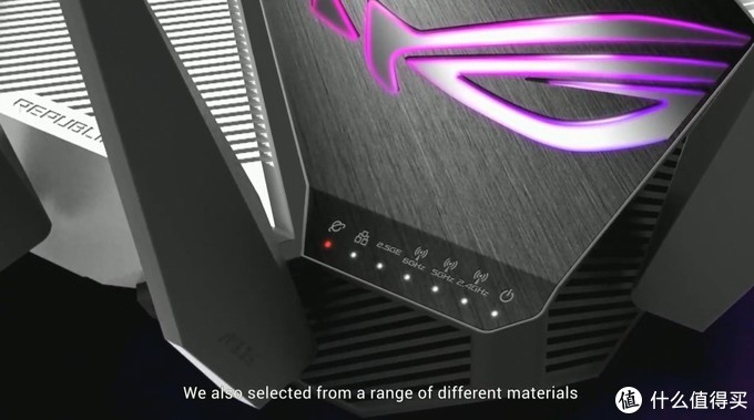 华硕发布Rapture GT-AXE11000顶级电竞路由器,支持6GHz频段、2.5G千兆